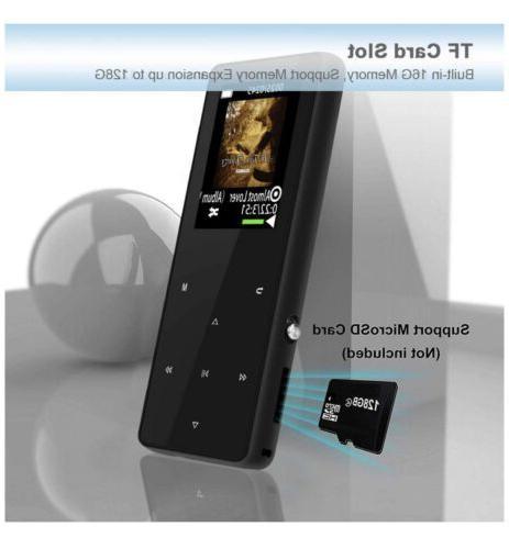 MP3 MP4 16gb Music