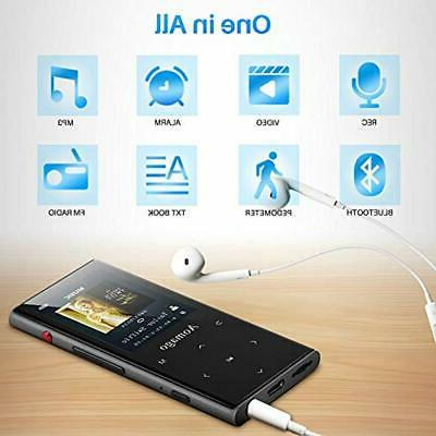 Music MP3 Player With - 2 In 1 Voice FM Radio Digital