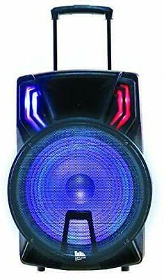 nds 1514 15 inch portable party speaker