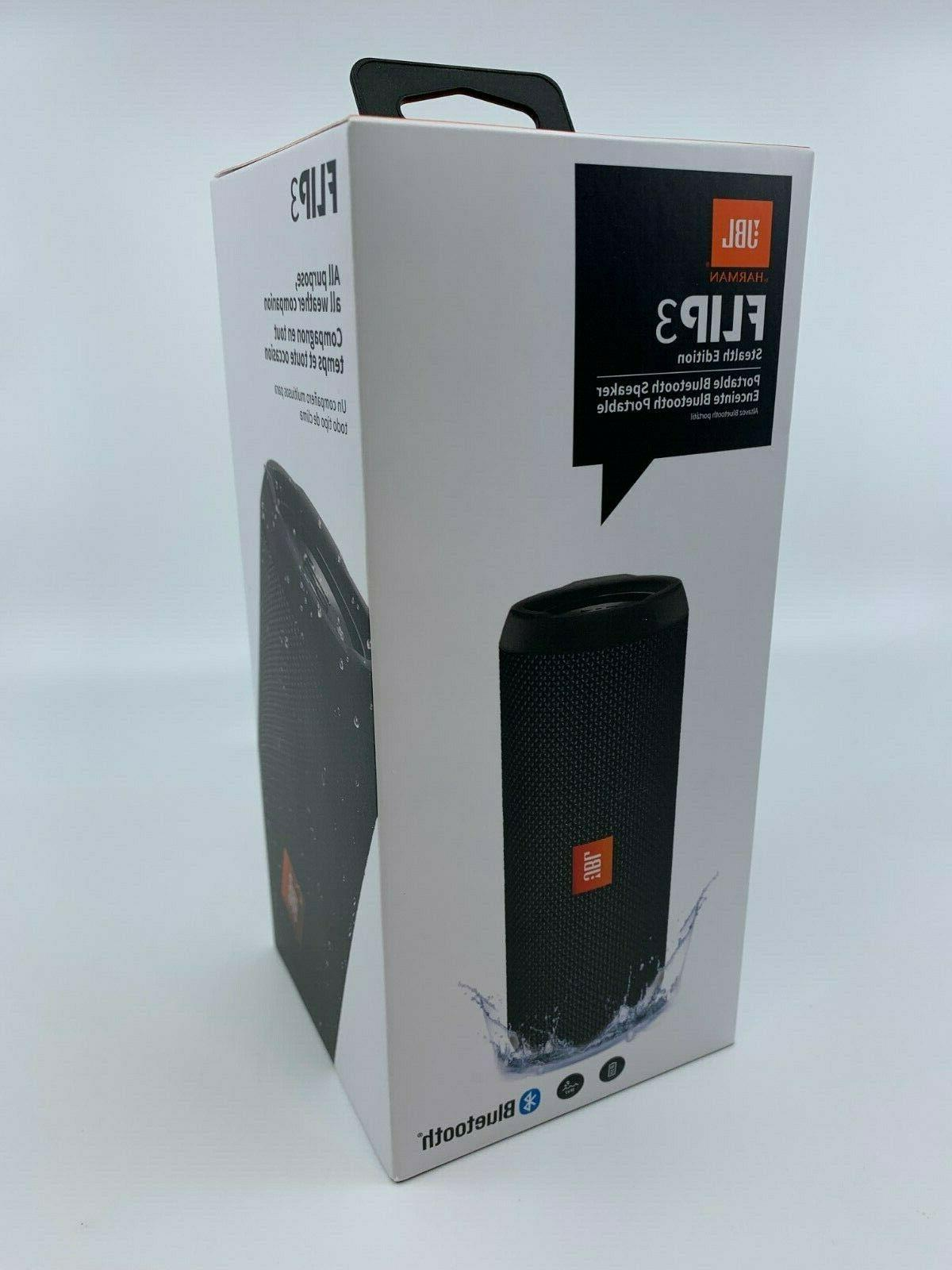 New Sealed JBL Edition Portable Bluetooth Black