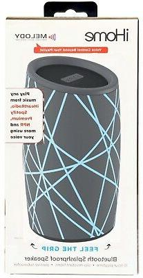 new ibt77 splashproof fabric bluetooth speaker voice