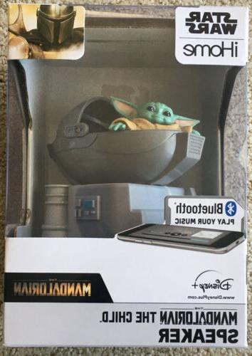 NEW Wars Mandalorian Speaker FREE SHIP