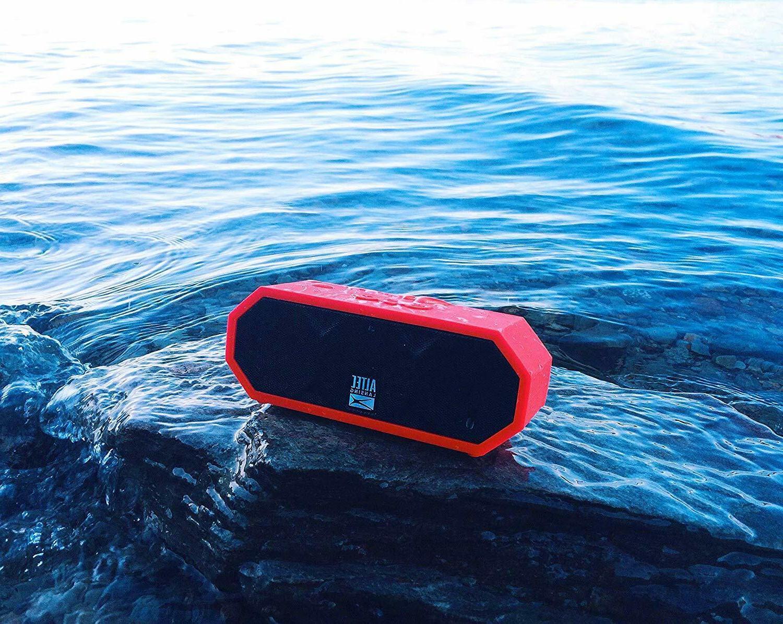 NEW Altec Lansing Jacket Speaker Black Water Proof