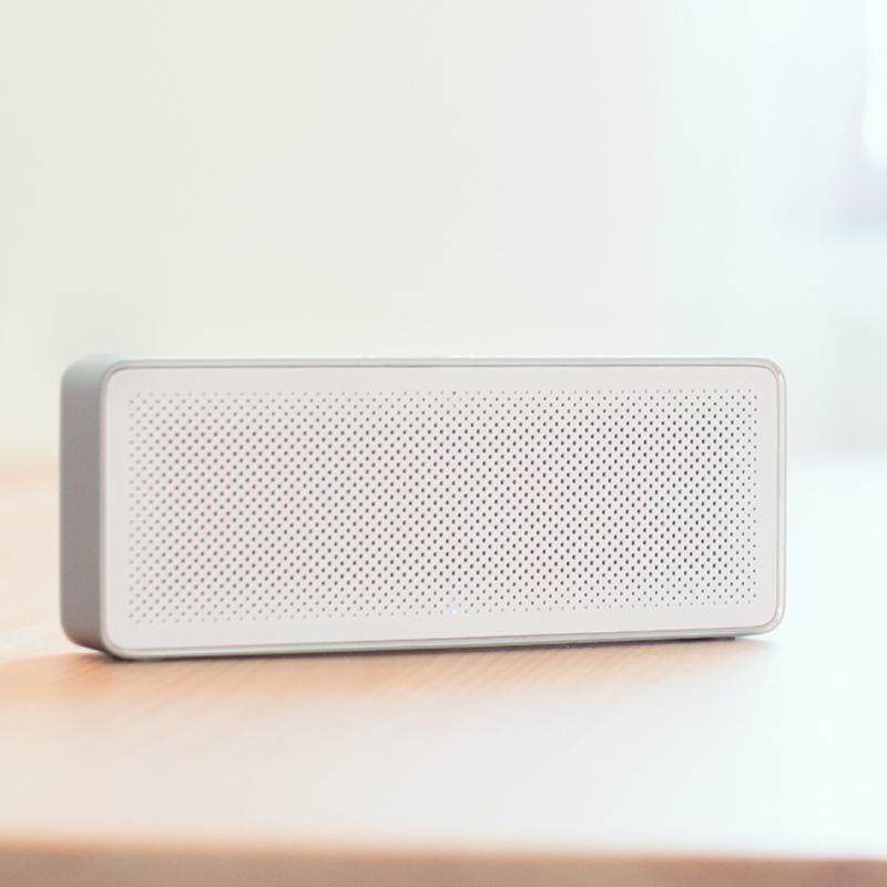 <font><b>Speaker</b></font> Square Xiaomi <font><b>Speaker</b></font> Stereo Portable Definition Sound