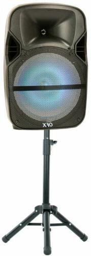 "QFX PBX-61155 15"" 460W Portable Bluetooth Speaker"