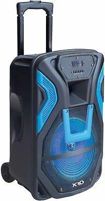 Qfx Inc PBX61158 Party Speaker Pbx-61158 Portable Party Spea