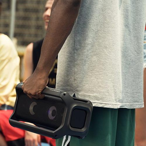 LG Portable Speaker with Meridian Technology