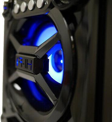 Sylvania Huge Sound 2X4 In Speakers