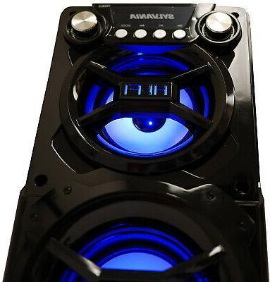 Sylvania Huge Stereo Sound 2X4