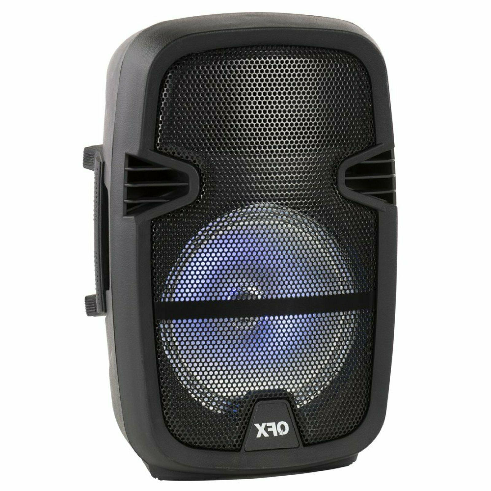 Portable Bluetooth Speaker System with Mic and Remote Studio