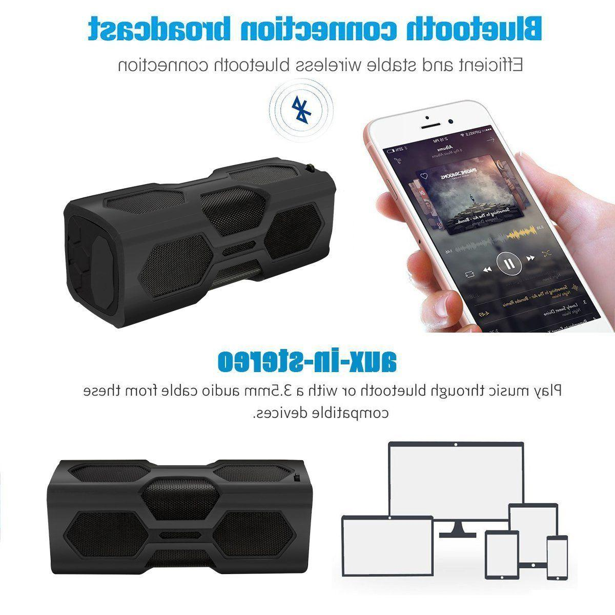 Portable Wireless Subwoofer