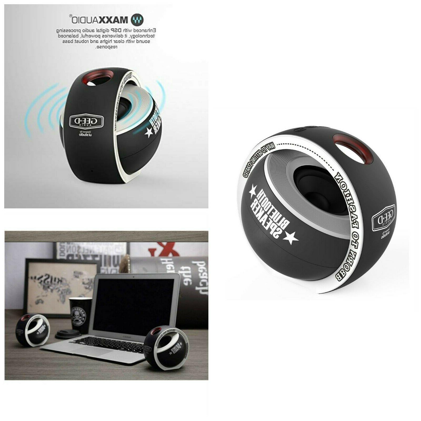 Portable Mini Wireless Stereo Bluetooth Speaker Subwoofer Au