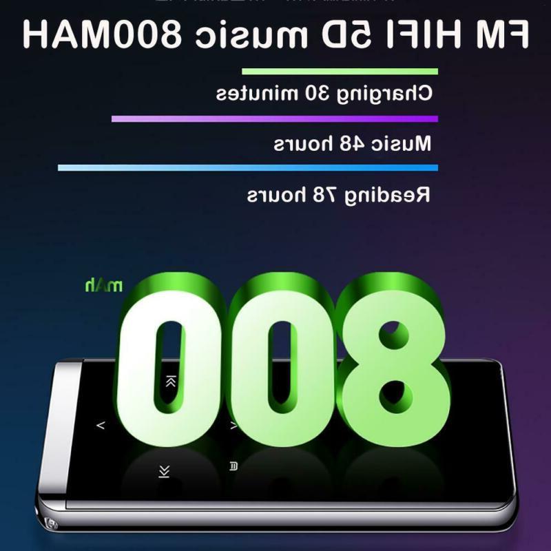 Portable HIFI Player Bluetooth speaker
