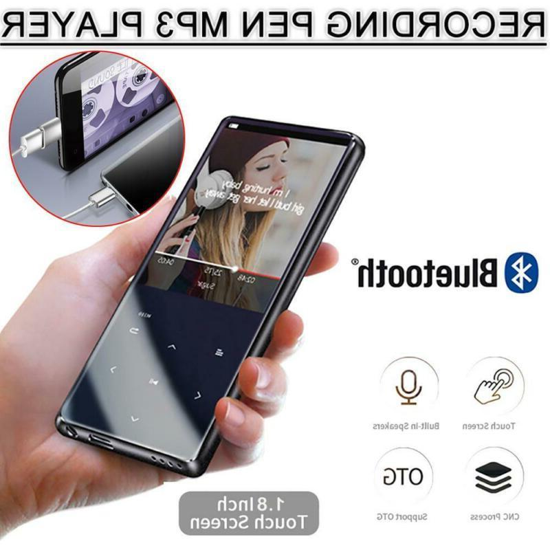 Portable Player HIFI MP4 Music Bluetooth speaker