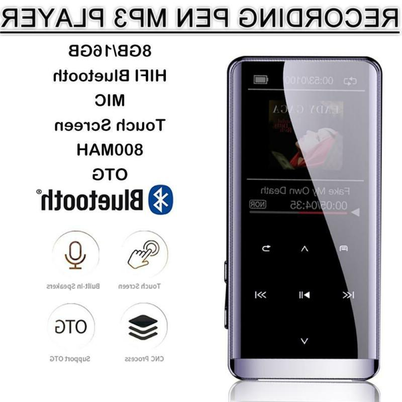 portable mp3 player lossless hifi mp4 music