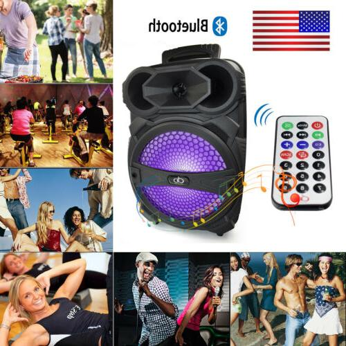8 party bluetooth speaker 1000 watts system