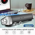 ELEGIANT Portable Stereo Wireless Sound Bar bluetooth Speake