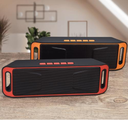 Portable Speaker Rechargeable with Call,FM,TF USB,
