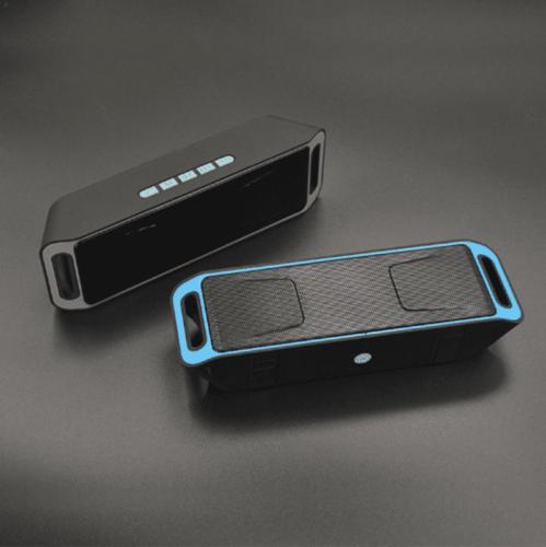 Wireless Speaker USB Rechargeable TF FM