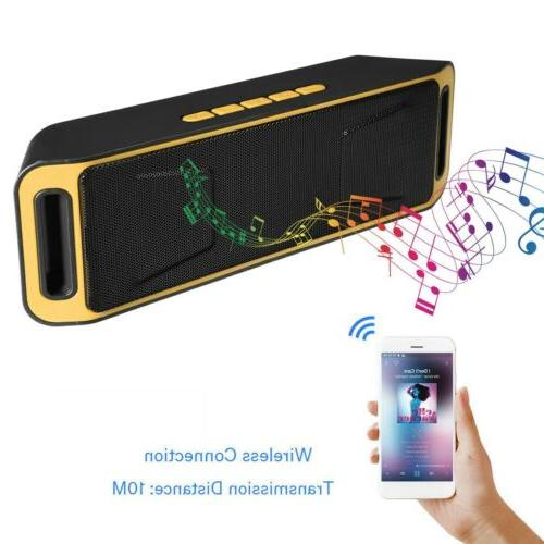Portable Wireless Rechargeable USB, AUX