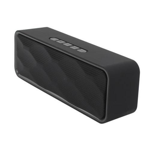 Portable Speaker Subwoofer Bass Loudspeaker SK