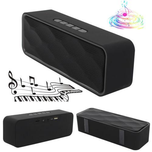 Portable Wireless Subwoofer Loudspeaker SK