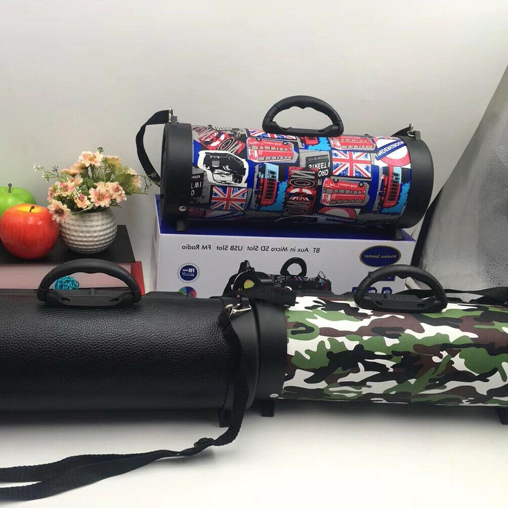 Portable Wireless bluetooth Super HIFI AUX