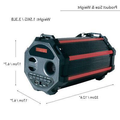 Portable Wireless Super HIFI AUX Y401