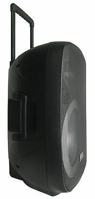 Professional 2000 Speaker Bluetooth Portable