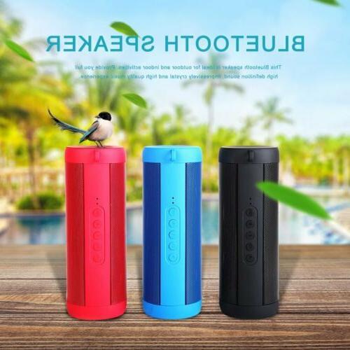 Portable Sports Wireless Bluetooth Speaker Waterproof Bass S