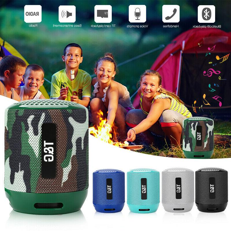 Rechargeable Wireless Portable Super Bass Loud