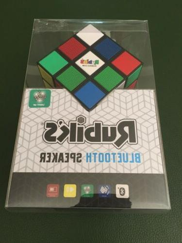 Rubik's Bluetooth Rechargeable - Up Rotates - NEW
