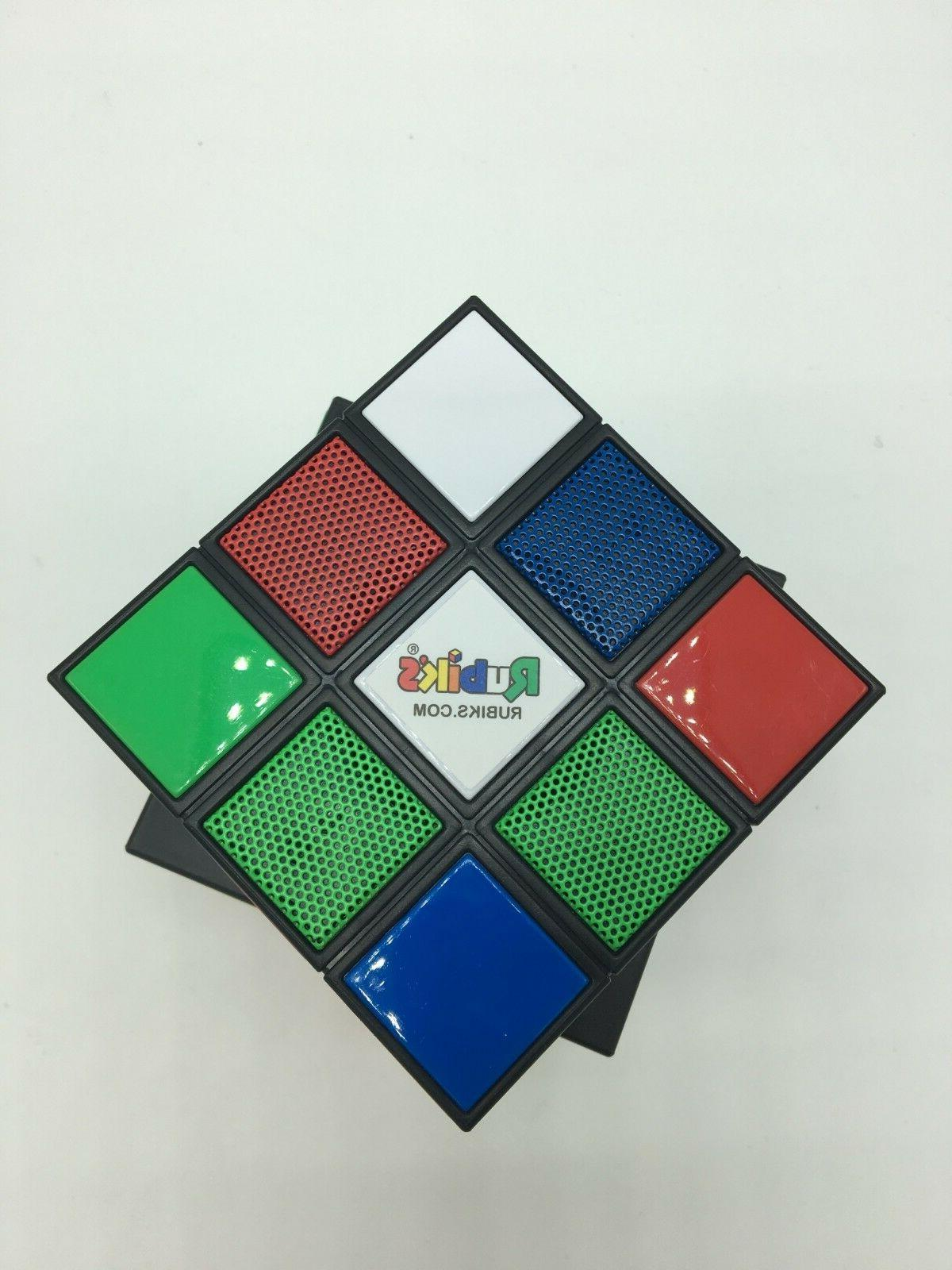 Vivitar Rubiks Bluetooth Style-Rotate-LightUP-Rechargeable Battery