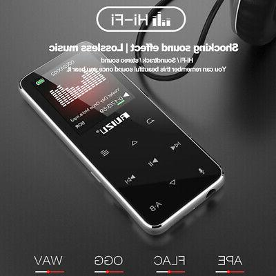 RUIZU X16 MP3 MP4 Digital Bluetooth Lossless Speaker
