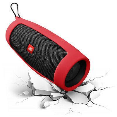 Geekria Silicone Case JBL Waterproof Portable Bluetooth