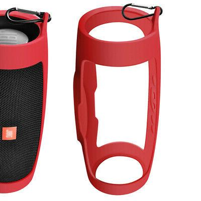 silicone case for jbl charge 4 waterproof