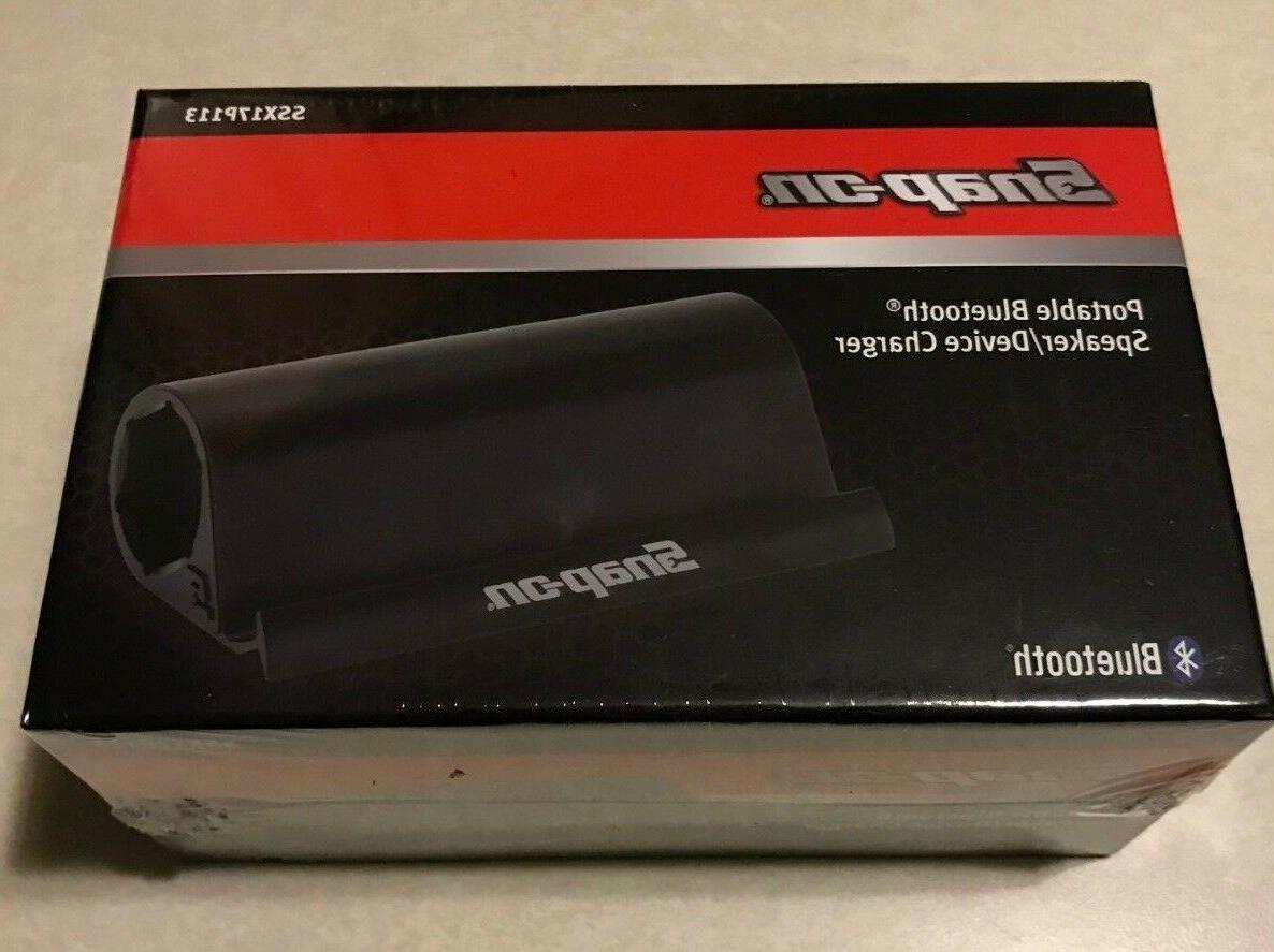 snap on tools portable bluetooth speaker device