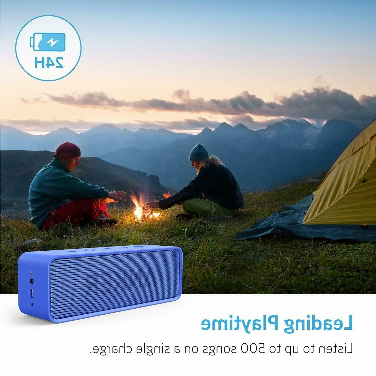 Anker Sound Speaker with 24-Hour Playtime