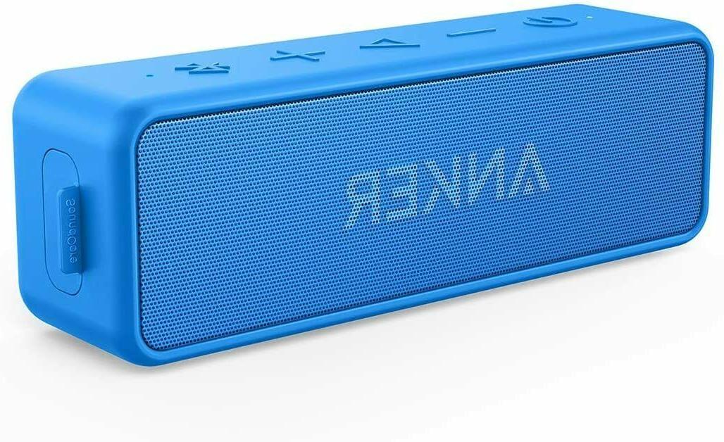 Anker SoundCore 2 12W Portable Wireless Bluetooth Speaker: B