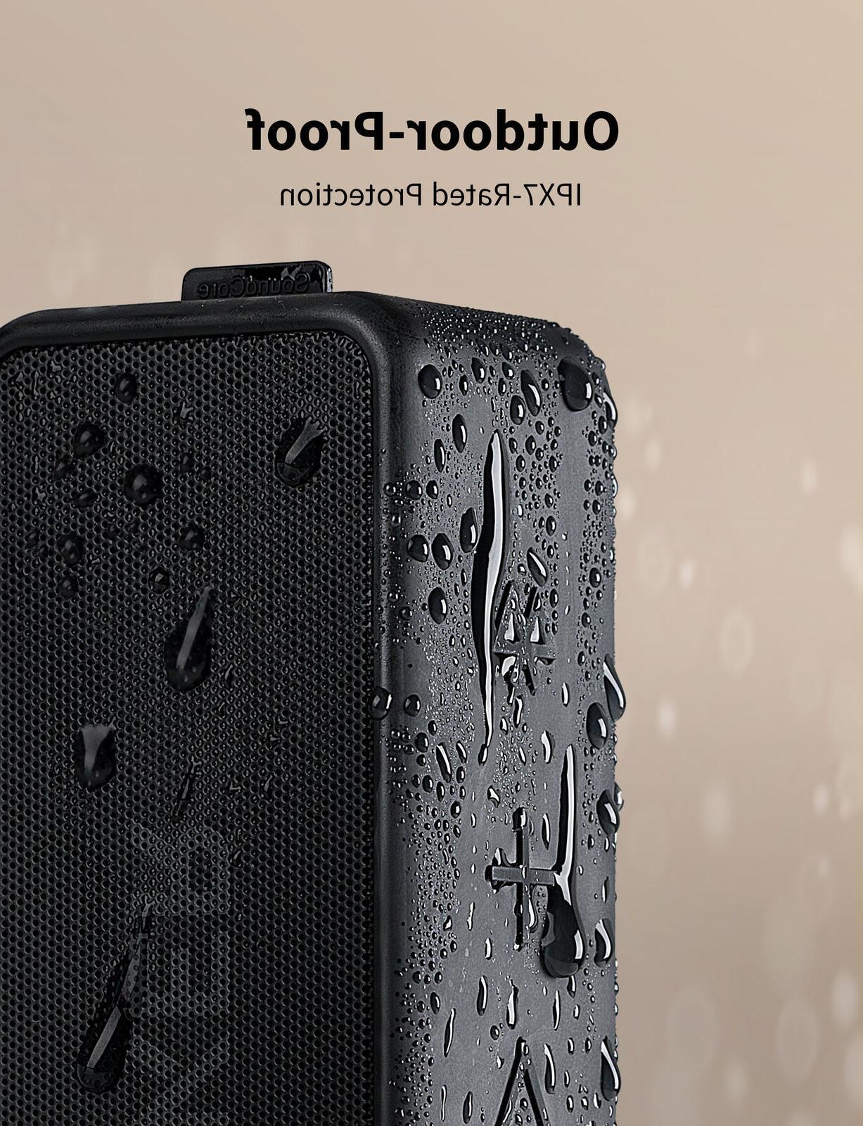 Anker Speaker 12W Bluetooth Bassup Wireless