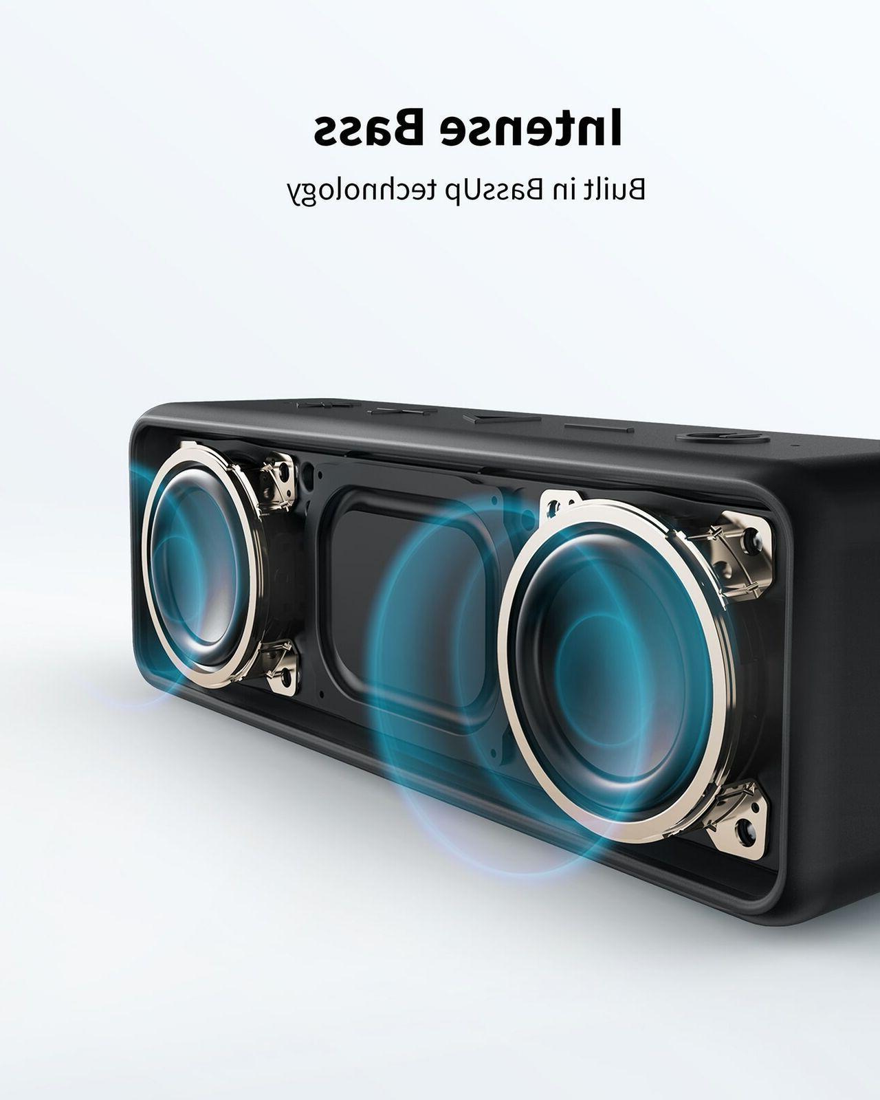 Anker 2 Speaker 12W Bassup Wireless Stereo