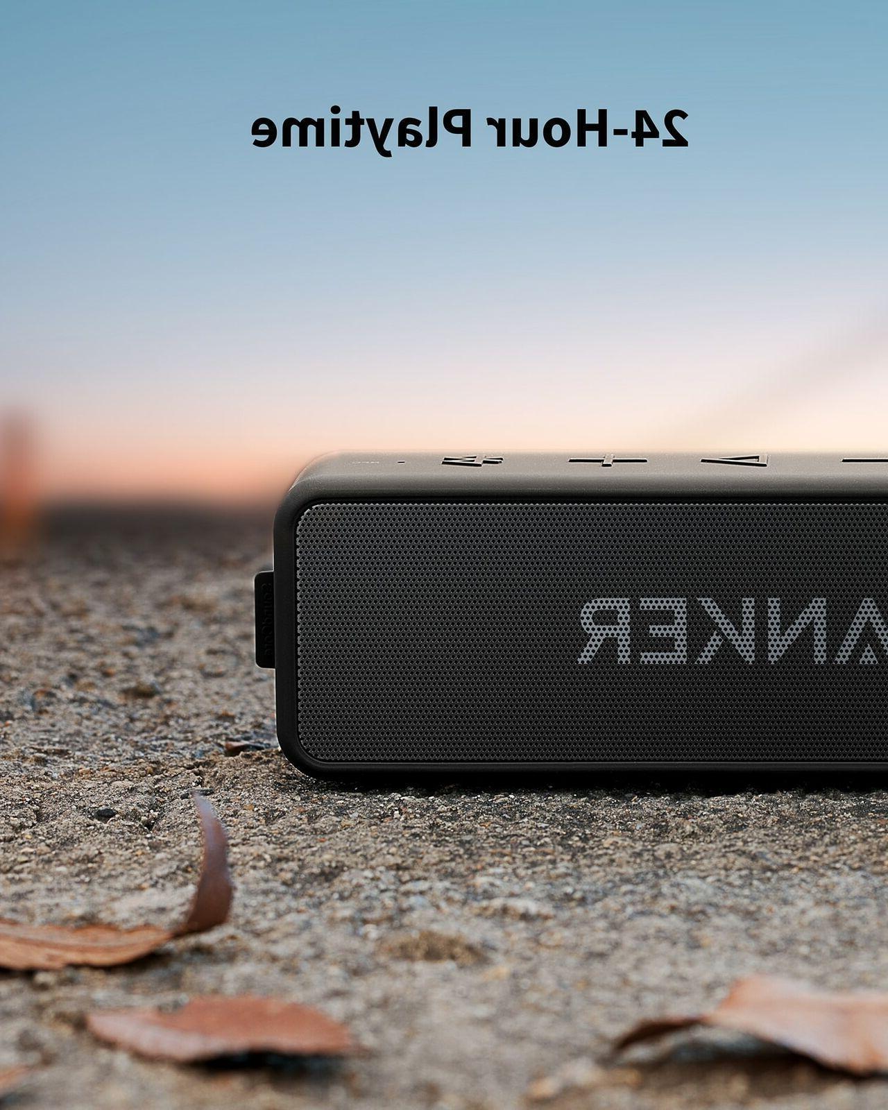 Anker 2 Portable Speaker 12W 5.0 Bassup