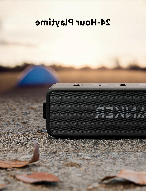 Anker Soundcore 2 Speaker 12W Bluetooth 5.0 Bassup IPX7 Wireless