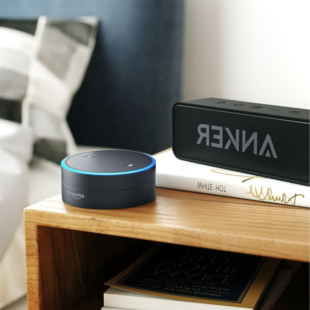Anker Soundcore Bluetooth Speaker Loud Stereo Sound Playtime 66ft