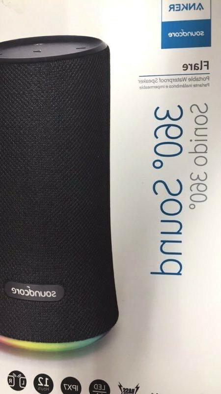 Anker SoundCore Flare 360° Sound Bluetooth Speaker