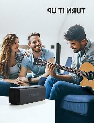 Soundcore B Portable Bluetooth Speaker with Stereo