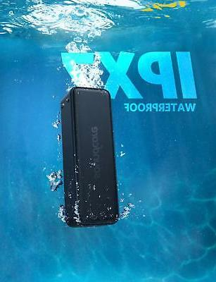 Bluetooth Speaker Anker, with Louder Stereo