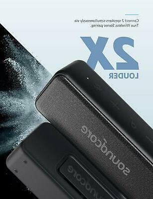 Anker Portable Bluetooth Speaker Wireless IPX7