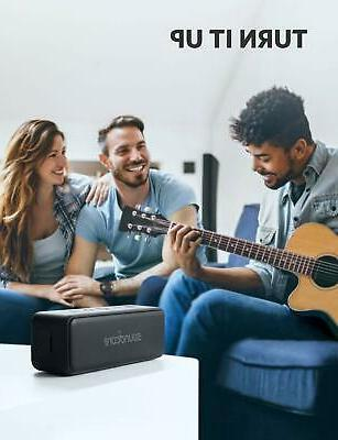 Anker Soundcore Motion Portable Bluetooth Speaker Outdoor Wireless IPX7 Stereo