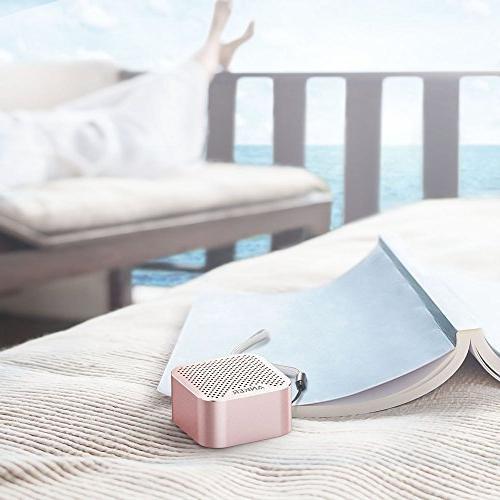Anker Speaker Big Sound, Super-Portable Speaker Built-in iPhone 7, iPad, HTC, Laptops and -